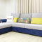 Ghế sofa thông minh với ngăn kéo ra thành giường